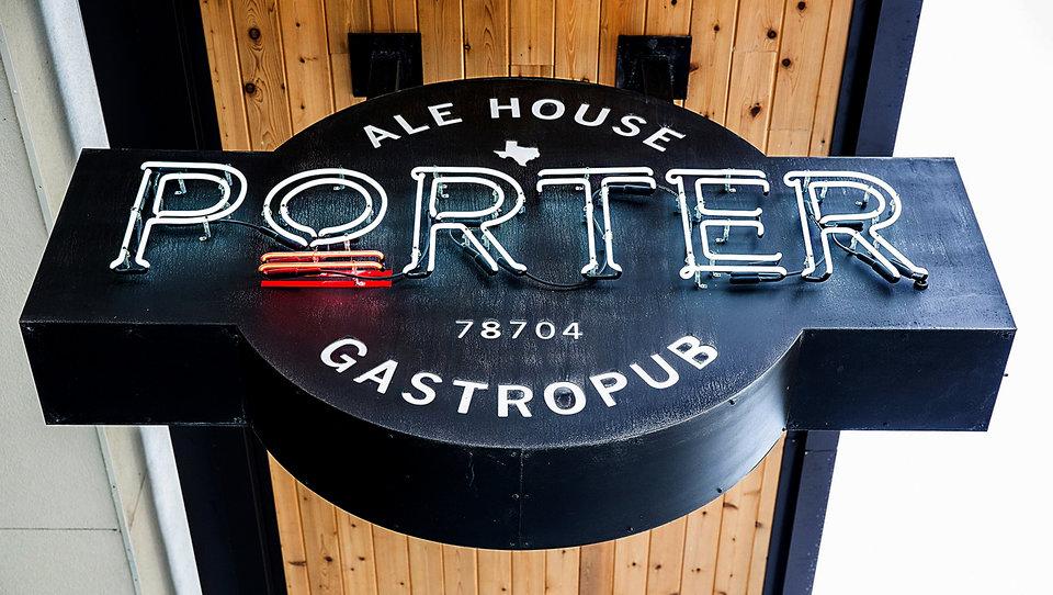 Porter Ale House Best New Restaurant