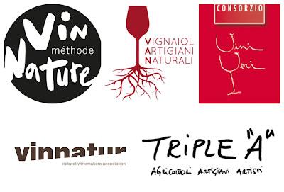 vini naturali associazioni