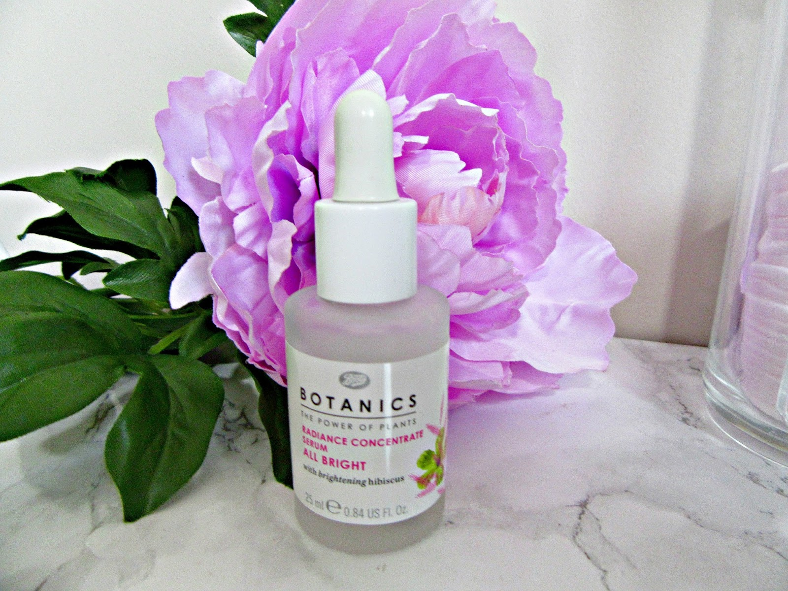 Boots Botanics All Bright Serum