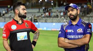 MI VS RCB IPL 2021