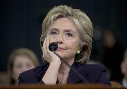 Hillary Clinton - Benghazi Hearings