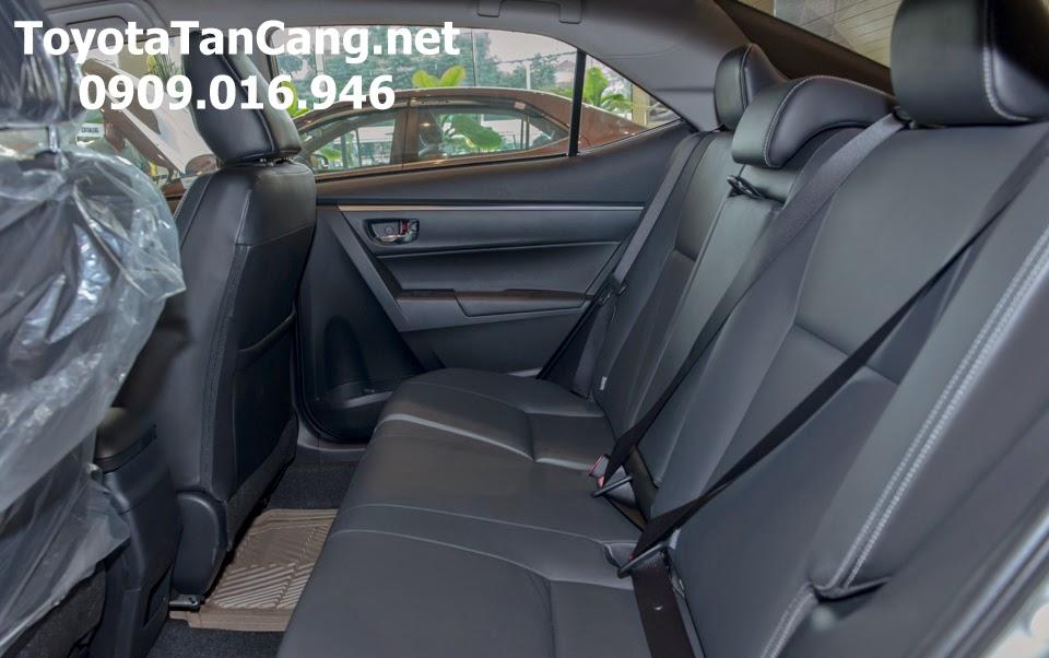 corolla altis 20 v toyota tan cang 27 - Đánh giá Toyota Corolla Altis 2.0V CVT 2015 - Giá trị đến từng chi tiết - Muaxegiatot.vn