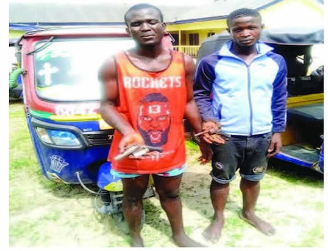Desperate Man Caught In Robbery After Winning N4m Betting