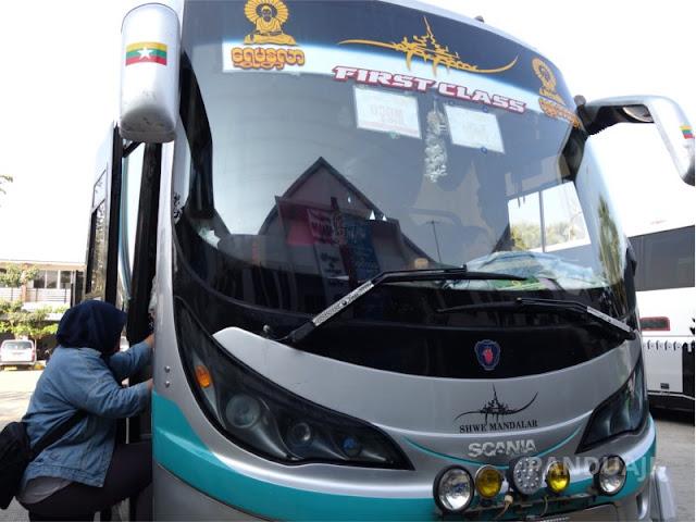ShweManDaLar Bus