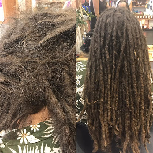 best dreads maintenance