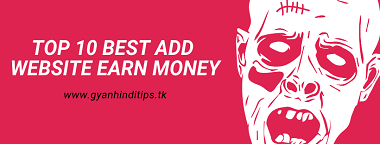 Top 10 Best Add Website Make Money Your Website