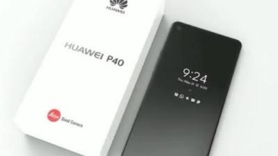 Boatos do Huawei P40 apontam para uma enorme mudança na bateria e no carregamento