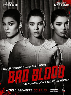 Bad Blood Taylor Swift Hailee Steinfeld