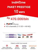 Paket Prestige
