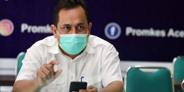 Antisipasi Mutasi Covid-19, Pemerintah Aceh Kirim Sampel ke Jakarta