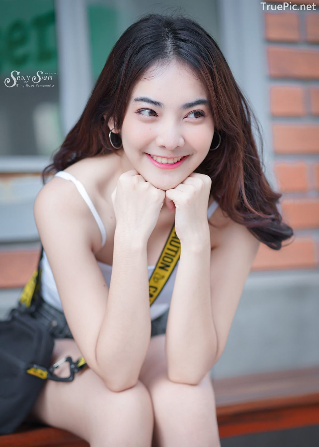 Thailand beautifil girl - Wannapon Thongkayai - The Angel on the City Street - TruePic.net - Picture 9