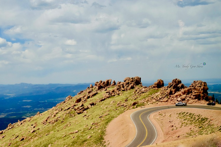 Pikes Peak Highway, Colorado Springs | Ms. Toody Goo Shoes