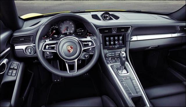 2019 Porsche 911 Turbo S Specs