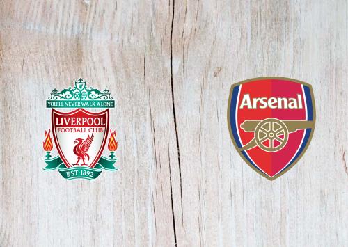 Liverpool vs Arsenal -Highlights 28 September 2020