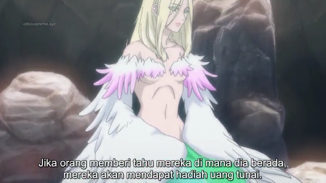 Katsute Kami Datta Kemono-tachi e Episode 08 Subtitle Indonesia