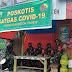 Personil Koramil 10/Lembah Gumanti Gencarkan PDMPK di Pasar Tradisional dan Wisata Danau Kembar