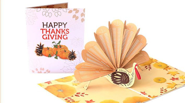 unique thanksgiving day cards for facebook