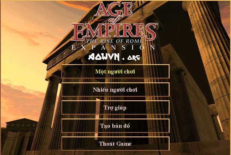 aoe de che remake tieng viet aowvn%2B%25283%2529 - [ Mới ] Game Đế Chế AOE 1 + 4k Việt Hóa | Age of Empires Definitive Edition - Trở về tuổi thơ