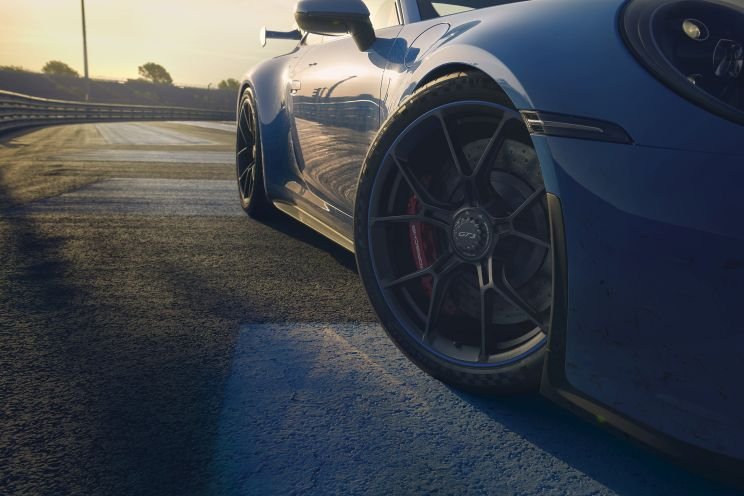 Michelin 911 GT3 (992)