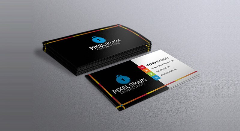 85 best free psd business card templates photoshop download free creative business card template psd reheart Choice Image