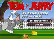 Tom y Jerry Un raton suelto por la casa juego