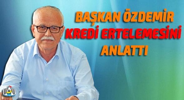 Anamur Haber, Anamur Haberleri, Anamur Son Dakika, Ahmet Özdemir,