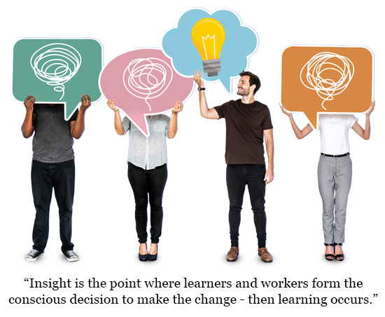 Insight Is the Smallest Form of Microlearning