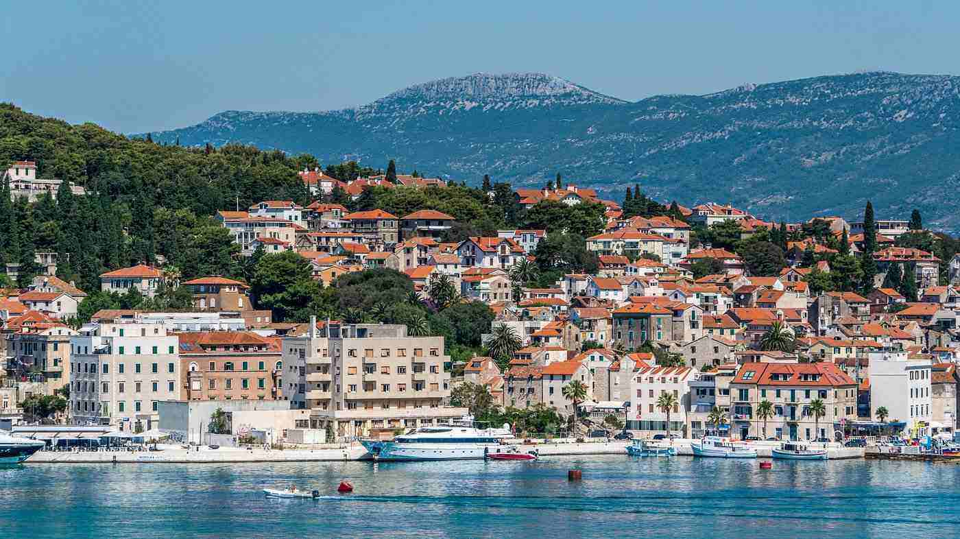 split, croatia - 8 best places to visit in europe in spring