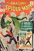 Amazing Spider-Man #2 Cover. 1st Appearance of the Vulture