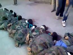 FIFTH POST - SEPTEMBER 11, 2012 - FSA WAR CRIMES IN ALEPPO; FRENCH INTERCEPTED TELLING TERRORISTS THE CANNOT LOSE ALEPPO 1