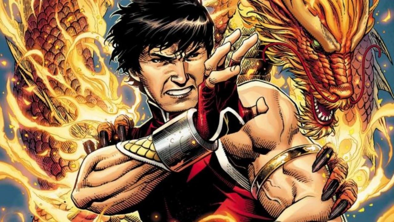 Imagem do set de Shang-Chi mostra exército com armadura preta e prata