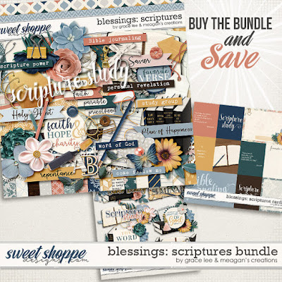 Blessings: Scriptures Bundle
