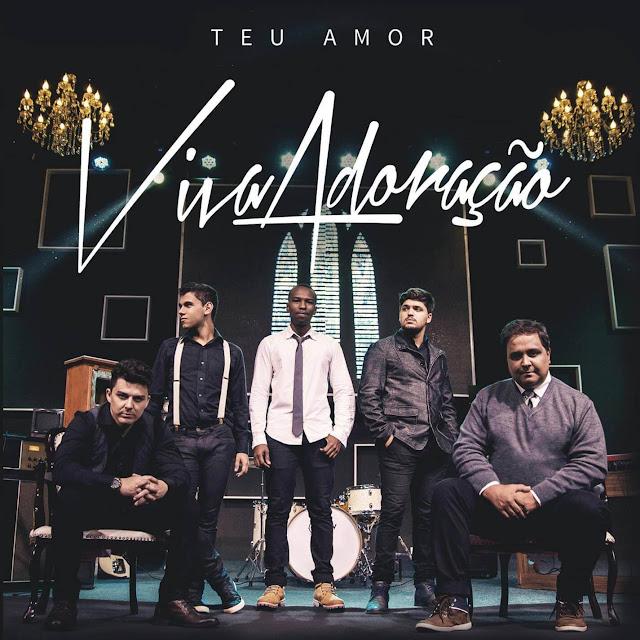 """Viva Adoração comemora o lançamento do álbum """"Teu Amor"""""""