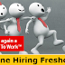 Vodafone Freshers Walk-in Drive | Job Openings For Freshers In Vodafone.