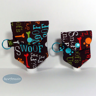 Woofs Up Hand Sanitizer Bottle Covers