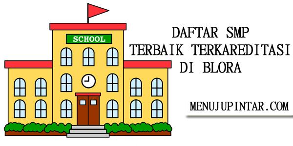 Daftar SMP di Blora