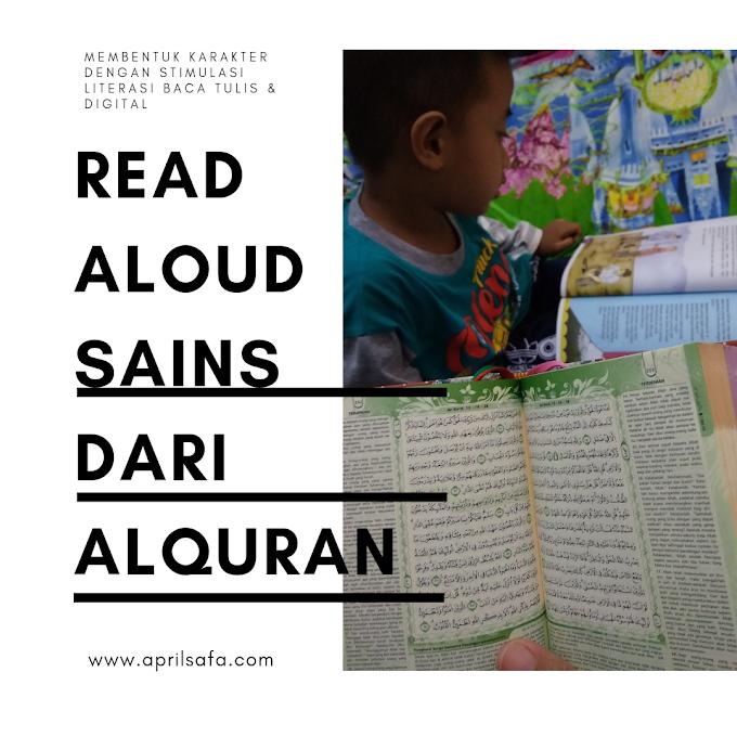 Read Aloud Sains dari Alquran | Zona 5 Hari ke-6