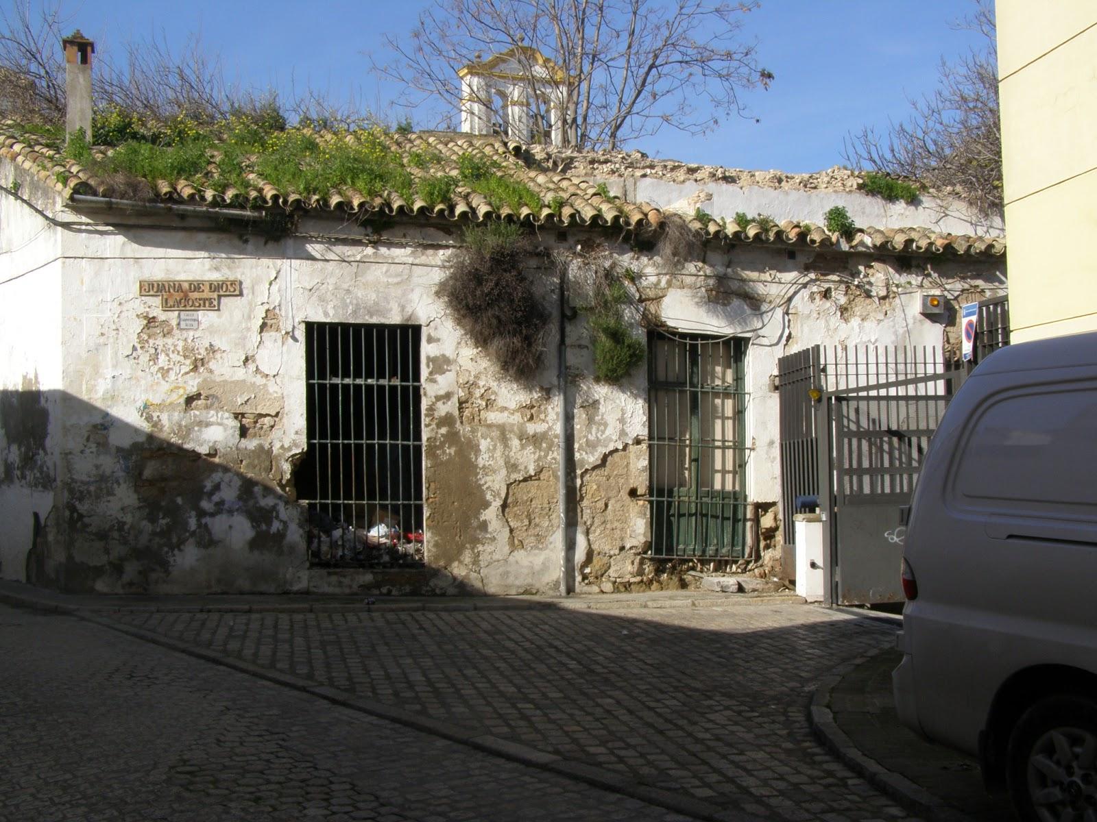 Jerez, Patrimonio Destruido: MIRÉ LOS MUROS DE LA PATRIA MÍA