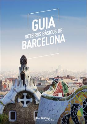 Guia Roteiros Básicos de Barcelona