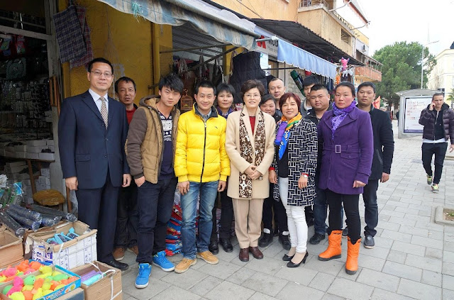 The Chinese community in Tirana denounced their compatriot, he may have the coronavirous