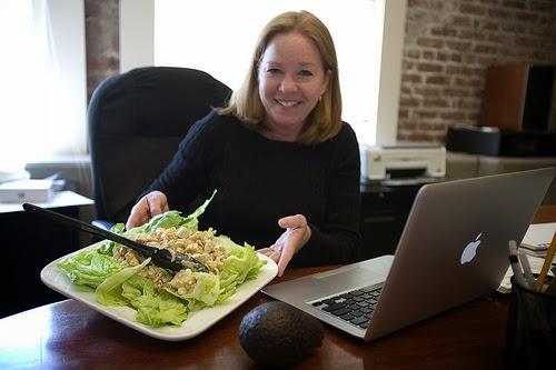 5 Formas de no romper la dieta en la oficina