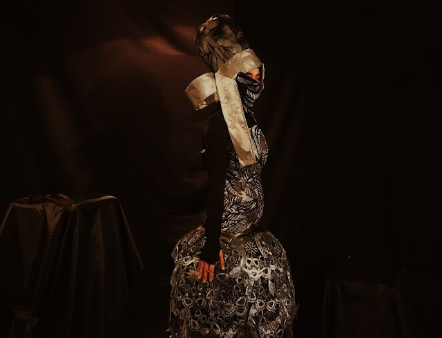 Waste is Amazing Fashion Design Competition by Alam Flora.