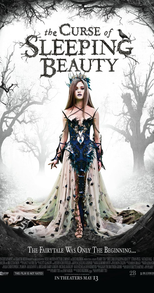 The Curse of Sleeping Beauty [2016] [DVDR] [NTSC] [Latino]