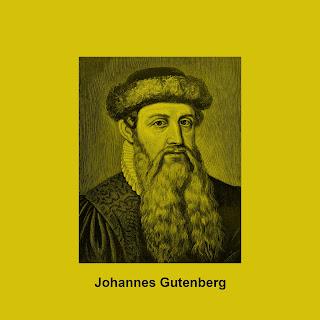 Sejarah Cetak - Mencetak Johannes Gutenberg