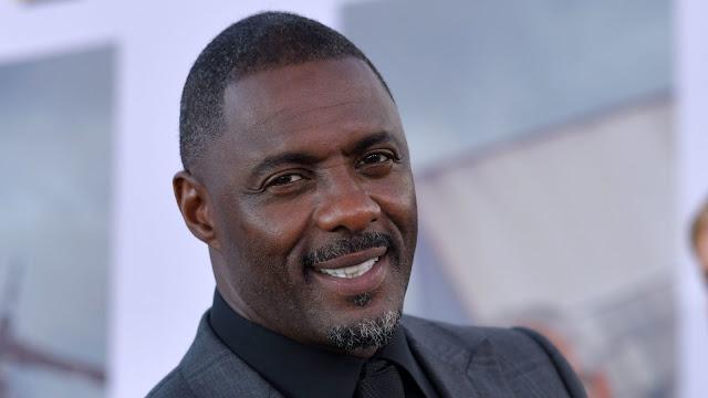 CoronaVirus : Idris Elba Calls Comedian AY to give situation report (Video)