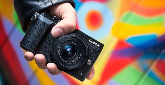 Fotografia della Panasonic GX80