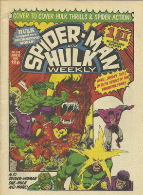 Spider-Man and Hulk Weekly #379