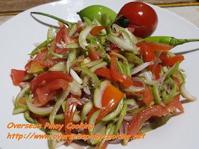 Paho, Paho Salad Dish