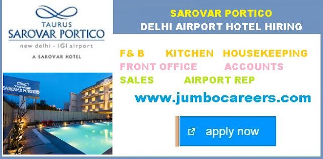 Hotel Management Jobs New Delhi