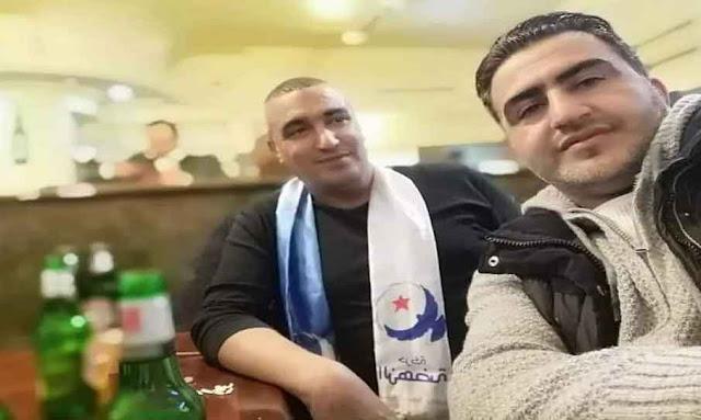 """تونس: بالفيديو ...عدنان صاحب الصورة الشهيرة """" نسكر كل يوم وانا نهضاوي حتى النخاع منذ 2011 لأنها حركة إسلامية""""..."""